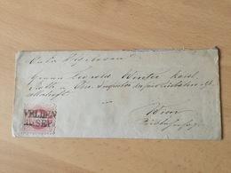 GÄ31469 Österreich 1870 Brief Von Velden Nach Wien Seltener Zweizeiler!!! - Covers & Documents