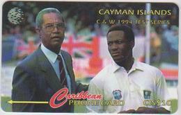 #07 - CARIBBEAN-068 - CAYMAN ISLANDS - CRICKET - Islas Caimán