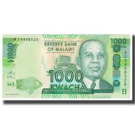 Billet, Malawi, 1000 Kwacha, 2013, 2013-01-01, KM:62, NEUF - Malawi