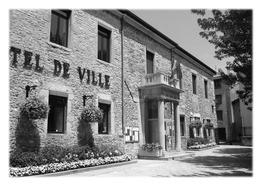 AMBERIEU-EN-BUGEY - Hôtel De Ville - France