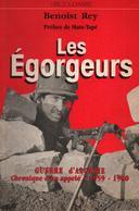 LES EGORGEURS GUERRE ALGERIE CHRONIQUE D UN APPELE 1959 1960 - Books