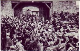 Thèmes. Militaria. General De Gaulle (photo) & Federation Des Déportés - Personen
