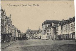 Leuven Louvain Place Du Vieux Marché - Leuven