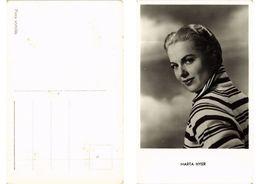 CPA AK Marta Hyer FILM STAR (555827) - Acteurs