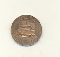 ONE MILION CAR WARTBURG YEAR 1981 - Professionnels/De Société