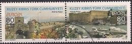 2012 Turkish Republic Of Northern Cyprus / Türkisch-Zypern / Chypre Turc  Used - Europa-CEPT