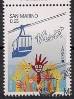 2012 San Marino Used - Europa-CEPT