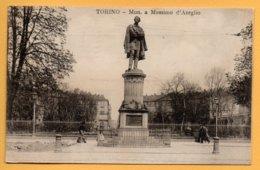 Torino - Mon. A Massimo D'Azeglio - Italie