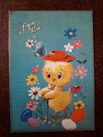 L21/1293 Joyeuse Pâques - Easter