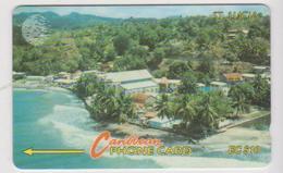 #07 - CARIBBEAN-099 - SAINT LUCIA - Sainte Lucie