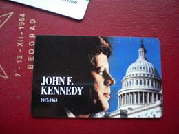 John F Kennedy - Allemagne
