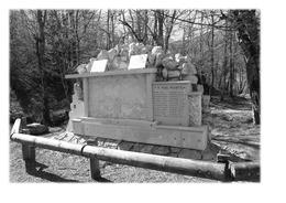 AMBLEON - Monument Commémoratif - Francia