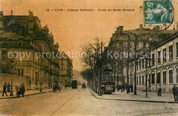 13580139 Lyon_France Avenue Berthelot Ecole De Sante Militaire Lyon France - Lyon
