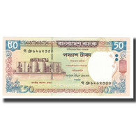 Billet, Bangladesh, 50 Taka, 2008, KM:41e, NEUF - Bangladesh