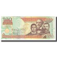 Billet, Dominican Republic, 100 Pesos Dominicanos, 2011, KM:184a, NEUF - Dominicaine