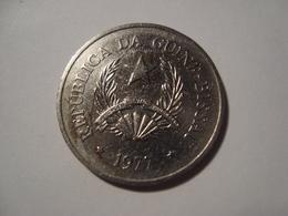 MONNAIE GUINEA BISSAU 5 PESOS 1977 - Guinea Bissau