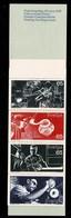 Sverige 1972  Facit H254**, Yv  C725** Complete Booklet MNH - Carnets