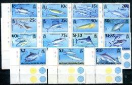 British Virgin Islands (iles Vierges)   815/829  ** - Iles Vièrges Britanniques