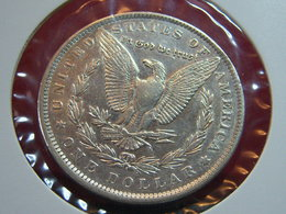 1 DOLLAR 1891   MORGANE ARGENT RARE!!!!!!!!!!!! - Collections