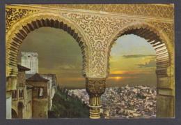 108137/ GRANADA, Alhambra, Puesta De Sol - Granada