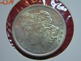 1 DOLLAR 1921   MORGANE ARGENT RARE!!!!!!!!!!!! - Collections