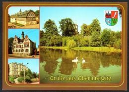 D2626 - TOP Oberlungwitz - Bild Und Heimat Reichenbach - Qualitätskarte - Deutschland