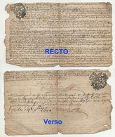 Quart De Papier 1690 - Manuscripts