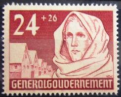 ALLEMAGNE Occupation En POLOGNE                   N° 73                      NEUF** - Occupation 1938-45
