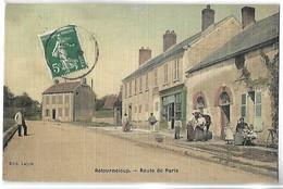 ESTERNAY - RETOURNELOUP - Route De Paris - Maréchal Ferrant - Esternay