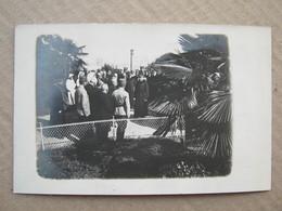 Croatica / Pola ( Pula ) - Austro-Hungarian Navy, Officers, Welcome Reception ( Photo: MARINCOVICH ) - Croazia