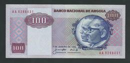 ANGOLA 100 KWANZAS 1984 AA UNC - Angola