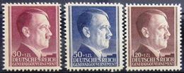 ALLEMAGNE Occupation En POLOGNE                   N° 100/102                     NEUF* - Occupation 1938-45