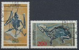 BRD 1978 / MiNr.   974 - 975    O / Used  (K_60_44) - [7] Repubblica Federale