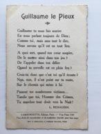Ak Guillaume Le Pieux Satire Spot Kaiser Wilhelm II - War 1914-18