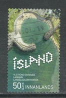 Ijsland, Yv  Jaar 2019   Gestempeld - Gebruikt