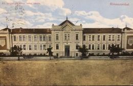 Slovacchia....... Rimaszombat....Iskola...... Ca. 1914 - Slovacchia