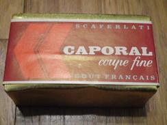 TABAC CAPORAL Coupe Fine SCAFERLATI GOÛT FRANCAIS - 40 Grammes (paquet Neuf) - Autres