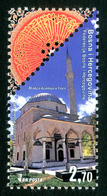 2019, Aladža Mosque In Foca, Bosnia And Herzegovina, MNH - Bosnien-Herzegowina