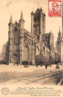 GAND - Eglise Saint-Nicolas - Gent
