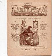 L'écolier Parisien - Animaux - N°11 - Simples Modèles De Dessin Avec Esquisse - Collections
