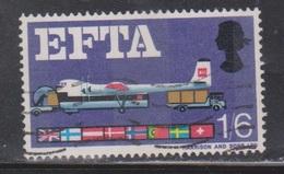 GREAT BRITAIN Scott # 481 Used - EFTA - Used Stamps
