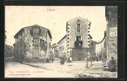 CPA Mirepeisset, La Placette - Ohne Zuordnung