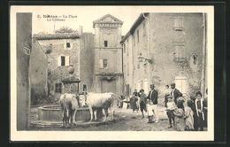 CPA Nebias, La Place, Le Chateau - Sin Clasificación