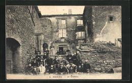 CPA Escales, Le Chateau - Unclassified