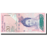 Billet, Venezuela, 20 Bolivares, 2009, 2009-09-03, KM:91d, NEUF - Venezuela