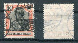 D. Reich Michel-Nr. 89IIy Gestempelt - Geprüft - Gebraucht