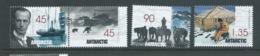 Australian Antarctic Territory 1999 Mawson Huts Set Of 4 MNH - Unused Stamps