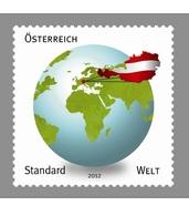 Austria Österreich 2012 - Standart Welt Mnh - Europa-CEPT
