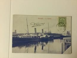 OOSTENDE 1906  OSTENDE LES BASSINS - Oostende