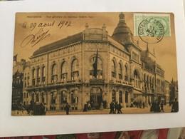 OOSTENDE 1907  OSTENDE VUE GENERALE DU NOUVEAU THEATRE - Oostende